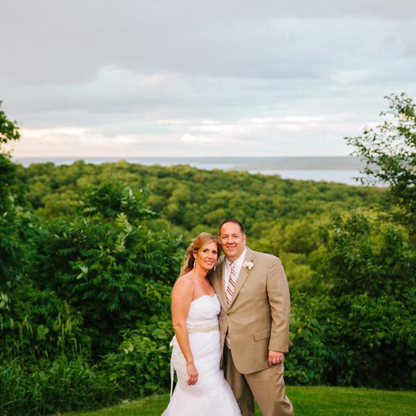 wedding - maggie & dave (part one)
