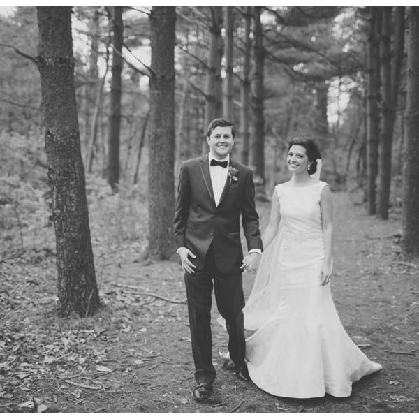 Maria & Pete - Winter Wedding in Peoria, Illinois - December 3rd, 2016