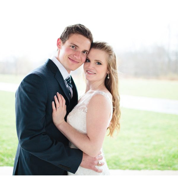 Anna and Pete - Wedding in Peoria, Illinois - March 25, 2017