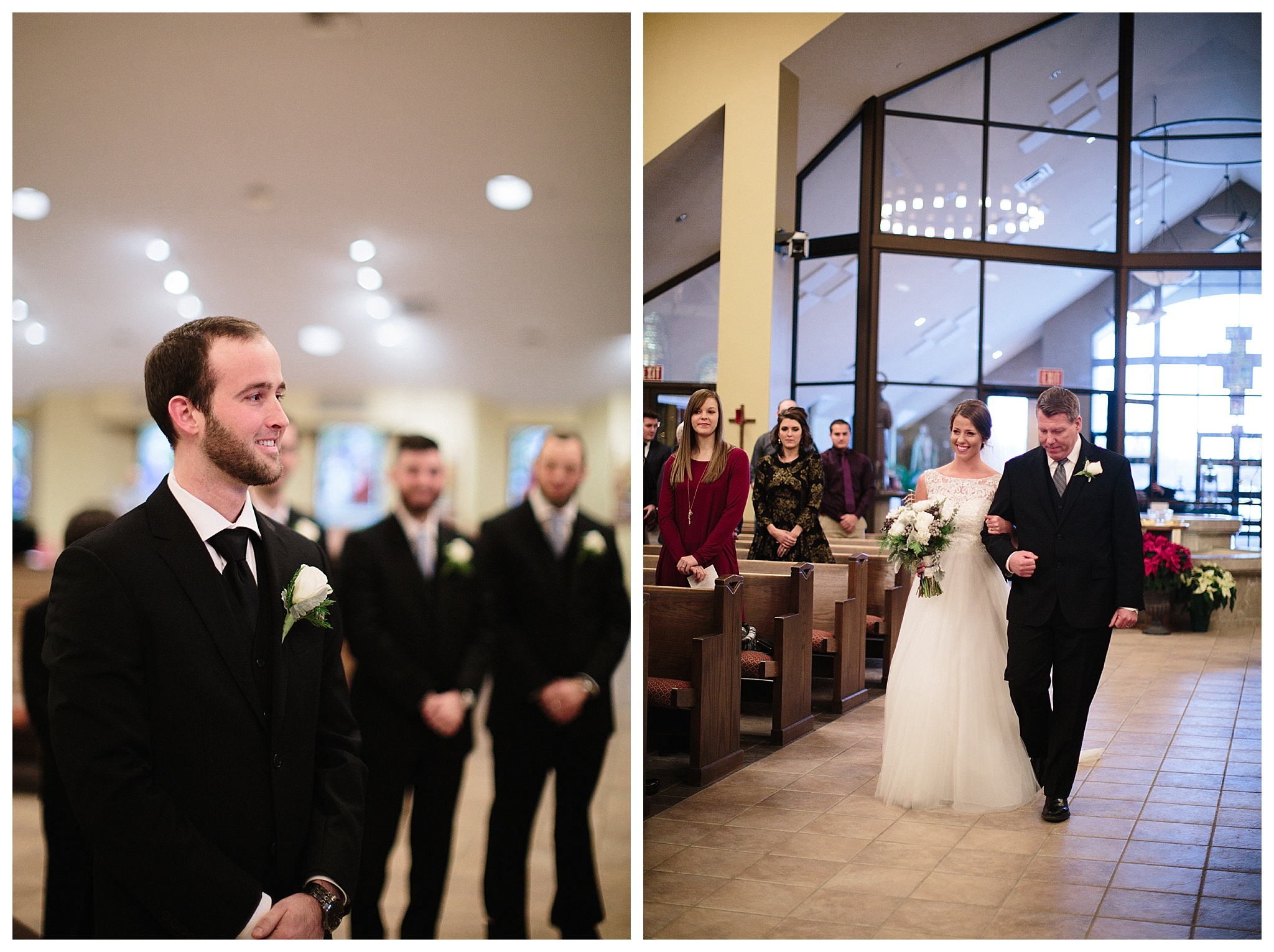 Anna Joe Kansas City Wedding