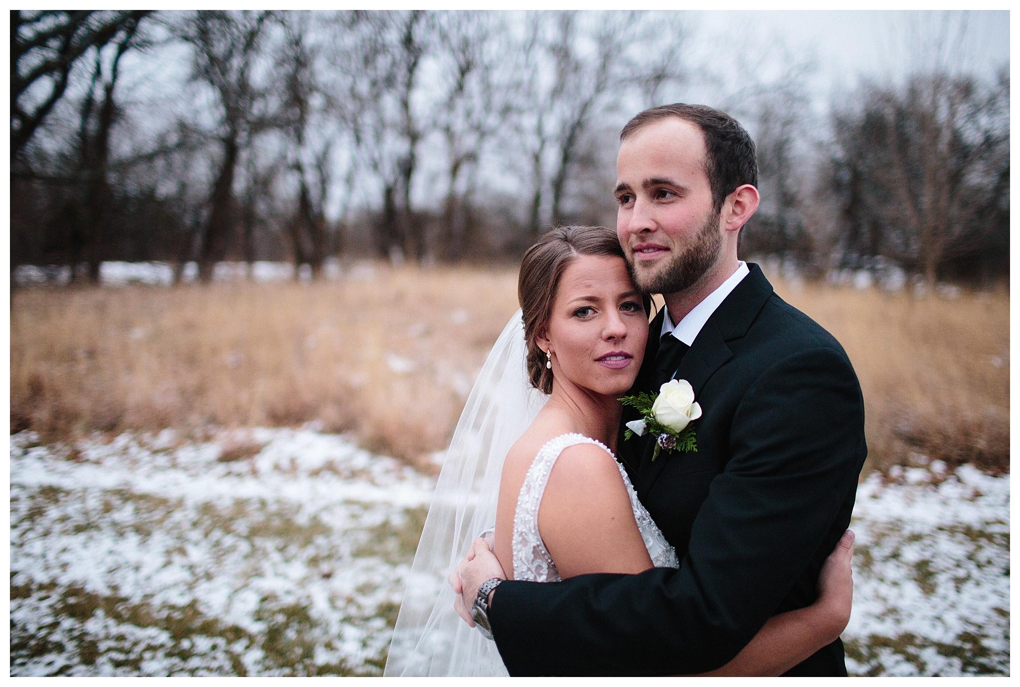 Anna Joe Kansas City Wedding
