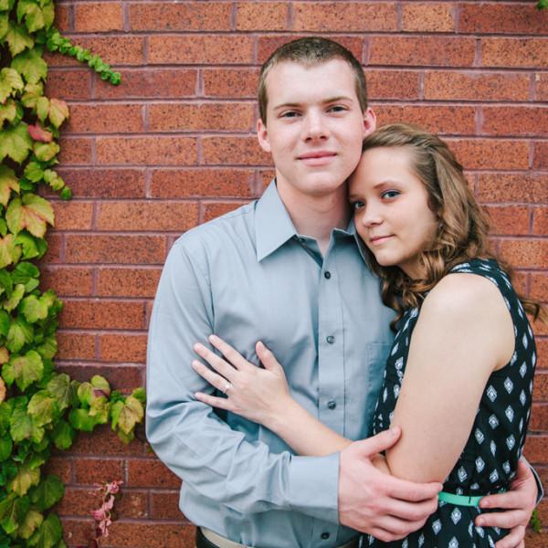 Engaged - Bethany & Zeke
