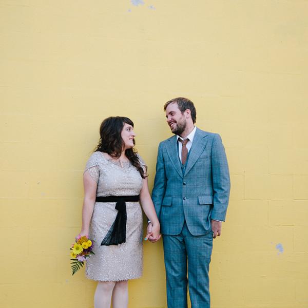 Shannon & Steven - Wedding Style