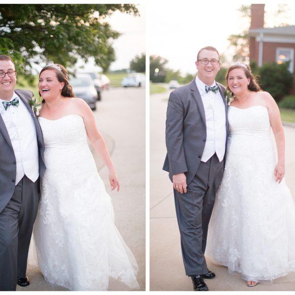 Rachel & Andrew - Wedding in Columbia, Missouri - June 3, 2017 - Part One